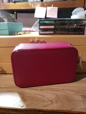 Authentic coach travel case for Sale in Vian, OK