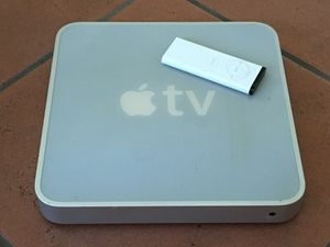 LIKE NEW APPLE TV MODEL# A1218 160GB for Sale in Los Angeles, CA