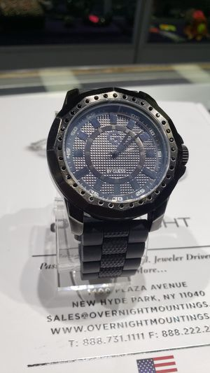 G by Guess Black watch with Silicon band 48mm for Sale in Fort Worth, TX