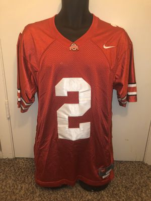 Old School Chase Young's Number Nike Ohio State Buckeyes Jersey Mens Small for Sale in Columbus, OH