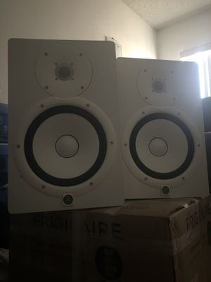 Yamaha HS8 Monitor Speakers for Sale in Los Angeles, CA