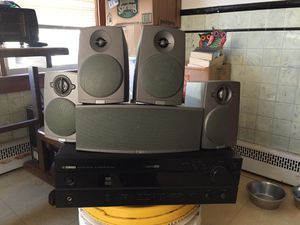 Stereo equipment ( ever thing must go moving in one week) for Sale in Tiverton, RI