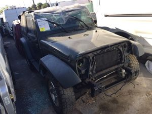 Parts for 2012 Jeep Wrangler parting out oem part partes for Sale in Miami, FL