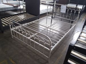 Full size bed $99 sale today only 😎2759 Irving Blvd Dallas 75207😎 for Sale in Dallas, TX