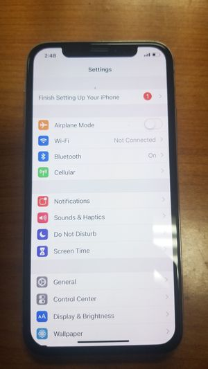 UNLOCKED IPHONE X 256GB for Sale in Phoenix, AZ