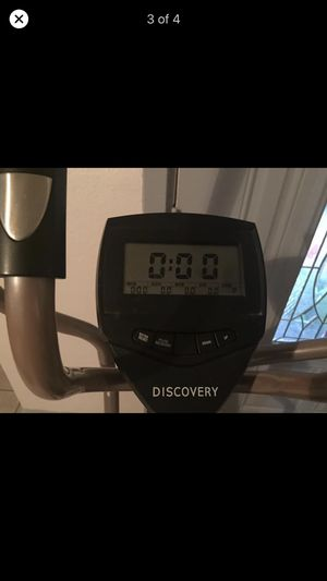 Elliptical machine Caminadora for Sale in Humble, TX