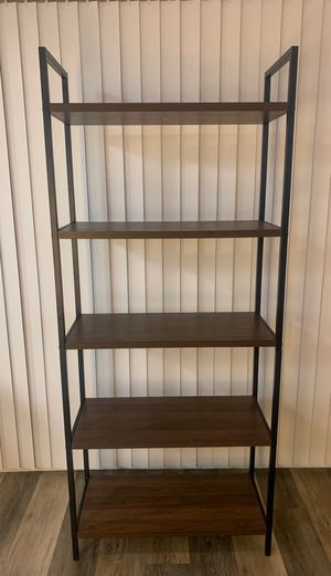 5 Shelf Ladder Bookshelf for Sale in Industry, CA