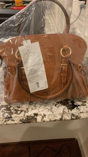 NEW BAG I WANT 450 BEST OFFER BRAND NEW NEVER USED IS A DOMED BUCKLE BAG for Sale in Washington, DC