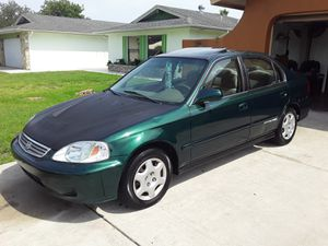 Honda civic EX 2000 for Sale in Kissimmee, FL