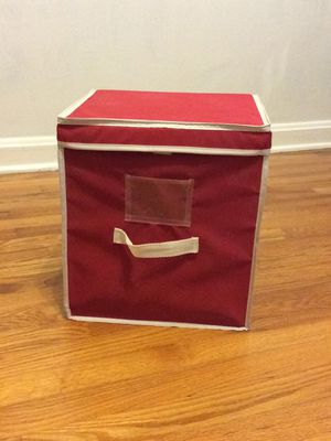 Soft cube storage container for Sale in Saint Ann, MO