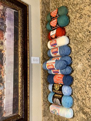 Lot of yarn (12) skeins for Sale in Fresno, CA