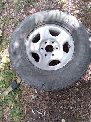 Chevrolet GMC spare tire for Sale in Dallas, TX