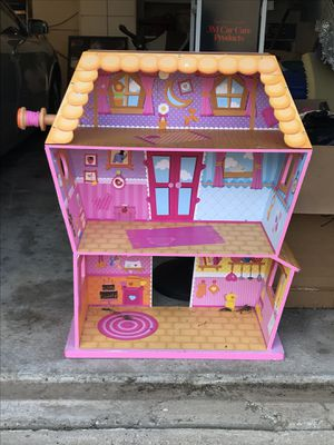 Lalaloopsy doll house for Sale in Arlington, TX