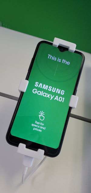 Samsung Galaxy A01 for Sale in Fairmont, WV