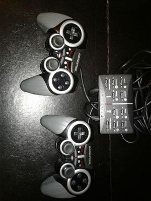 PS2 Gamester Unique Controllers for Sale in Gaithersburg, MD