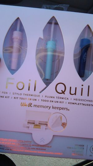 Foil Quil for Sale in Fairfield, CA