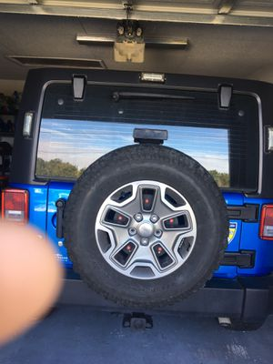 2016 Jeep Wrangler unlimited for Sale in Bartow, FL