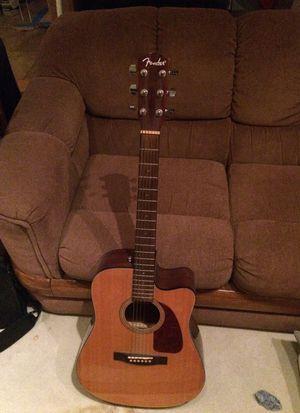 Fender Acoustic Guitar for Sale in San Jose, CA