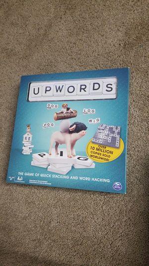 Upwards board game for Sale in El Cajon, CA