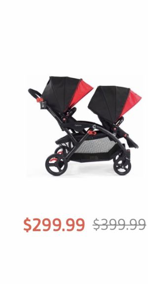 Double baby stroller for Sale in Garden Grove, CA