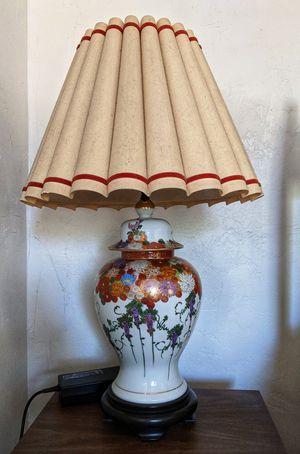 Antique Porcelain Lamp for Sale in Overgaard, AZ