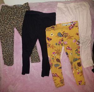 Okie Dokie Toddler Girls Leggings Size 4/5 for Sale in Tucson, AZ