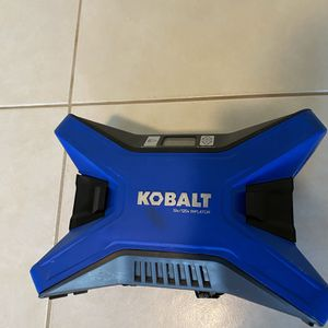 KOBALT Electric Portable Air Compressor 12Volt/20 Volt Tire Inflator 120 PSI NEW for Sale in Orlando, FL