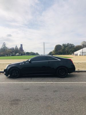 2012 Cadillac CTS Coupe V6 $15,000 OBO for Sale in Washington, DC