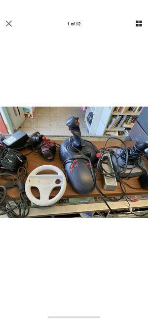 LOT of Atari & Logitech Items! for Sale in Hayward, CA