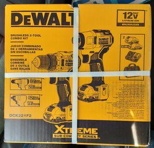 DeWalt 2 Tool Combo Kit for Sale in Auburn, WA