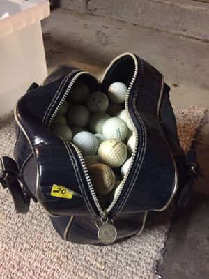 Golf balls all for $20 for Sale in Rancho Cucamonga, CA