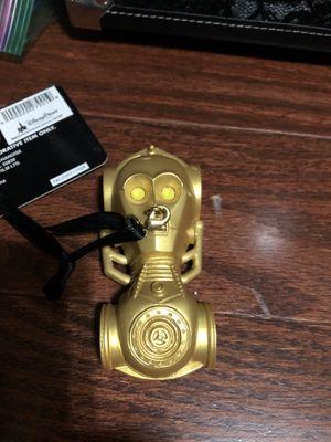 Star Wars ornament, Disney Racers, C-3P0 (updated 12/23) for Sale in Alexandria, VA