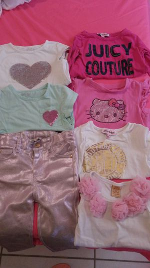 Assorted sizes toddler girls clothes!! Great condition for Sale in Medley, FL