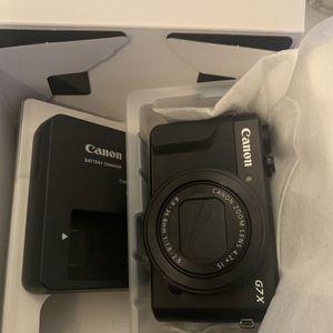 Canon Gx7 Mark ii Bundle for Sale in Short Hills, NJ