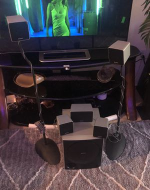 Set of 6 sony speaker system for Sale in San Diego, CA