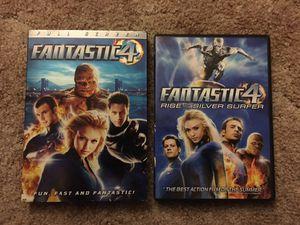 Fantastic 4/ Fantastic 4 Rise of the Silver Surfer. for Sale in Harrisonburg, VA