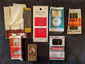 Vintage Singer Sewing Needles for Sale in East Wenatchee, WA