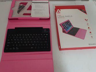 Wireless Liqua Shield Keyboard Case For IPad Air for Sale in Bartow,  FL