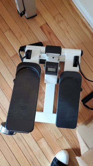 Stepper and weight for Sale in Germantown, MD