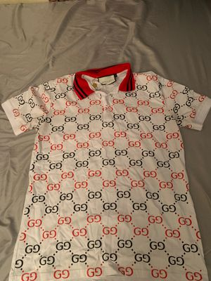 Large Gucci shirt for Sale in Winter Haven, FL