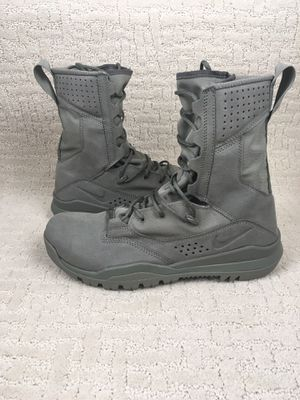 """NIKE SFB FIELD 2 - 8"""" SAGE GREEN MILITARY TACTICAL BOOTS AO7507 201 New without box for Sale in Kissimmee, FL"""