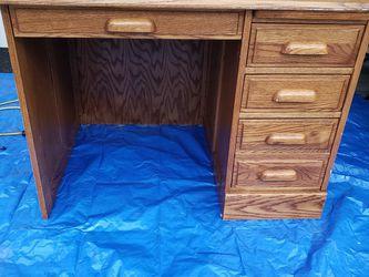 Oak Desk for Sale in Seattle,  WA