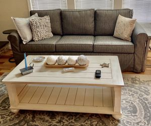 New-Pottery Barn Couch and 2 Chairs for Sale in Olney, MD