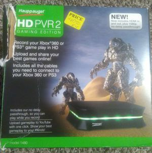 Happauge HD PVR 2 Gaming Edition for Sale in Franklin, KY