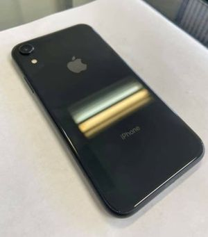 iPhone XR 64GB Black-READ DESCRIPTION for Sale in Jackson, MS