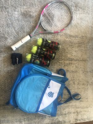 Babolat tennis racket and accessories for Sale in Denver, CO