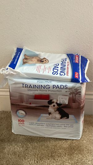 Training pad for dogs everything you see in the picture for $5.00 for Sale in Santa Maria, CA