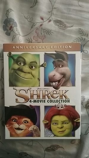 Shrek 1-4 movies for Sale in Los Angeles, CA