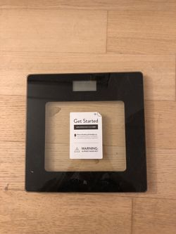 Bathroom scale with original box for Sale in Brooklyn,  NY