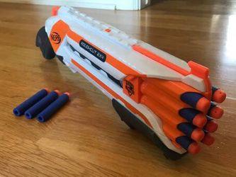 NERF N-Strike Rough Cut 2x4 Blaster for Sale in San Jose,  CA